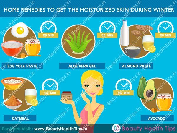 Home-remedies-to-get-the-moisturized-skin-during-winter