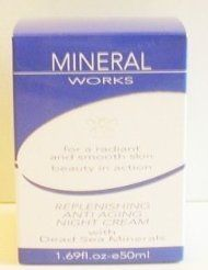 Mineral Works Replenishing Anti Aging Night Cream