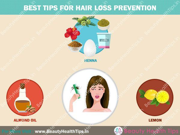 Best tips for hair loss prevention