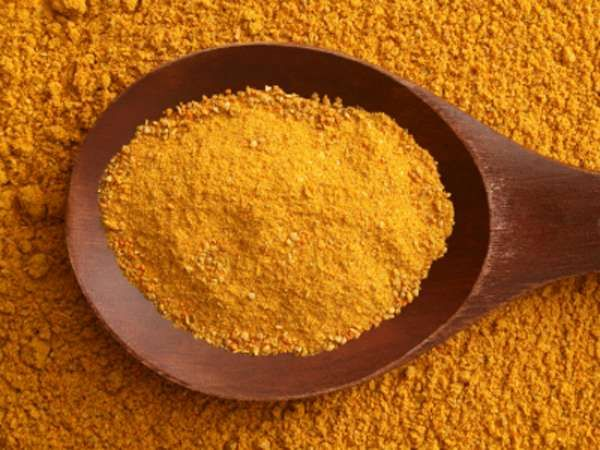 Curry spice- a boost in brain repair