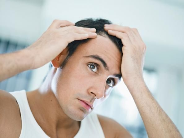 Hair fall control tips for men