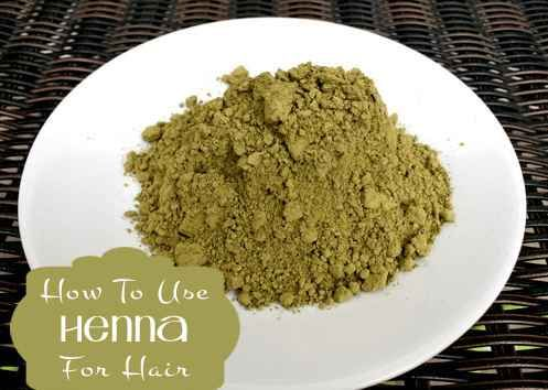 Henna beauty care - tips to use henna for hair