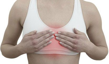 Home remedies for sore breast