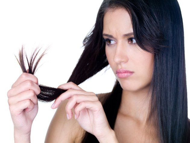 Home remedies to repair split ends - best ways to treat split ends naturally