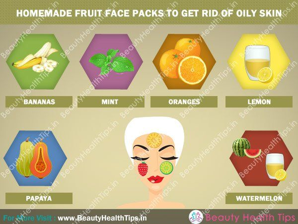 Homemade-Fruit-face-packs-to-get-rid-of-oily-skin
