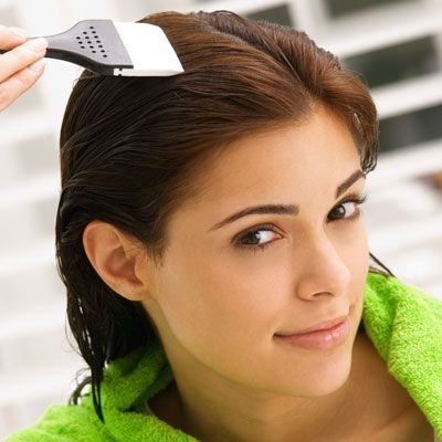 How to apply the color hair dye for your hair?
