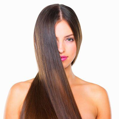 How to straighten hair at home naturally?