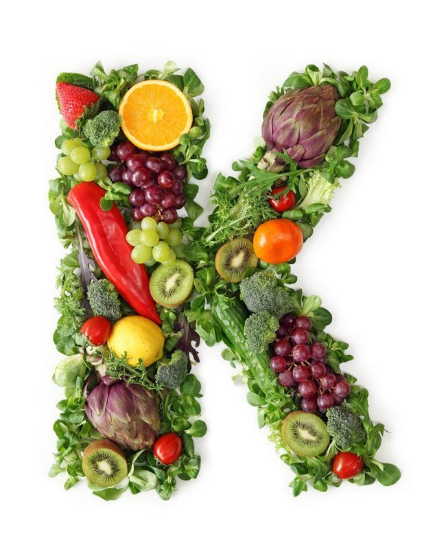 Important facts about vitamin k - vitamin k food sources