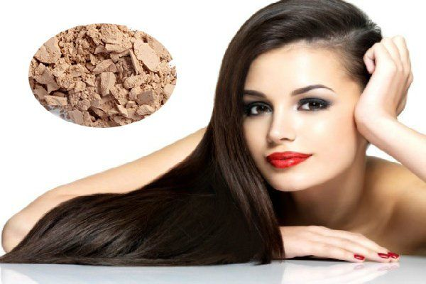 Multani mitti / fuller's earth hair masks to get natural looking hair