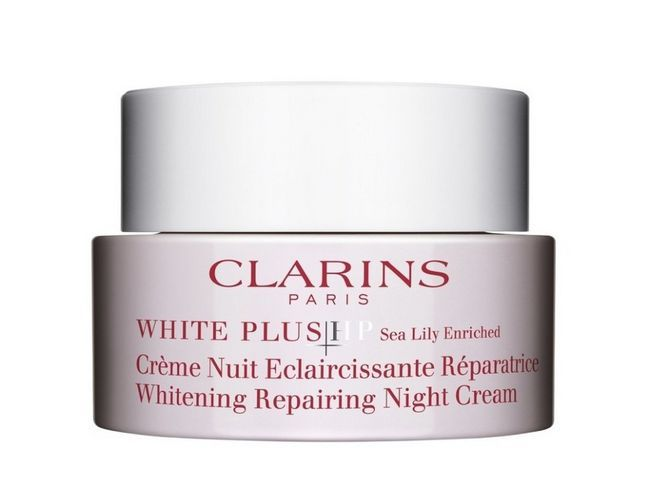 Clarins White plus Whitening Repairing Night Cream