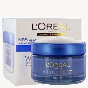 L_Oreal Paris White Perfect TRW Night Cream
