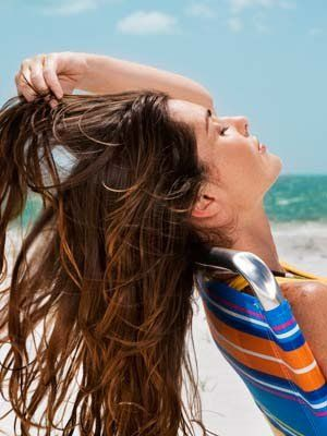 Spf for hair? Yes it is important