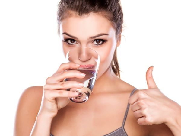 Beauty and health benefits of drinking water