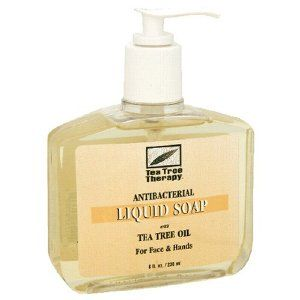 Tea Tree Therapy Inc. Antibacterial Liquid Soap