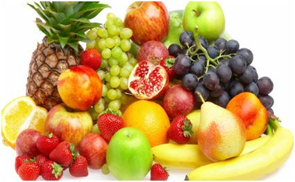 Top fruits to gain weight