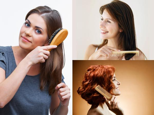 Top hair combing techniques for good looking hair