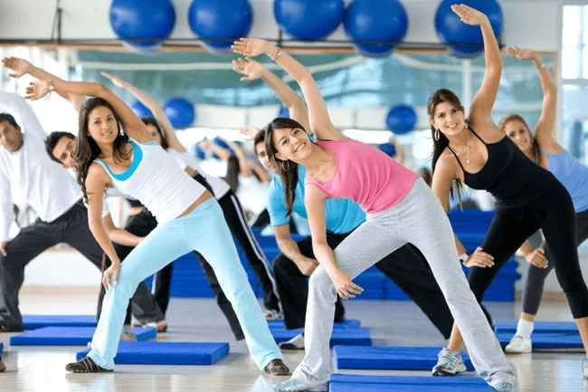 Ultimate wealthy benefits of aerobics
