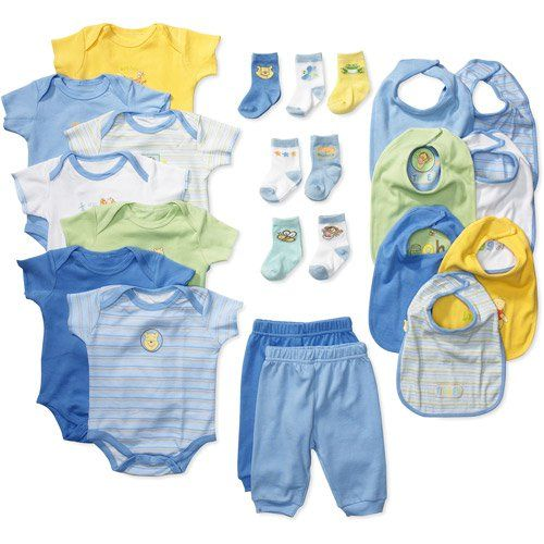 What type of clothes gives comfort to infants / new born babies?