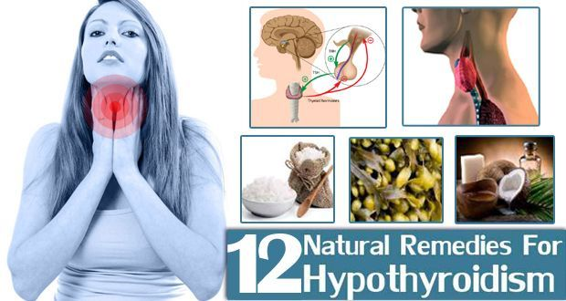 12 Simple remedies for hypothyroidism