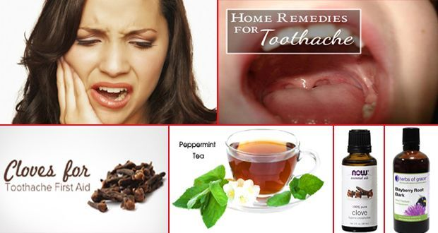 17 Easy home remedies for toothache relief