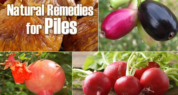 8 Easy Natural Remedies for Piles (Hemorrhoids)