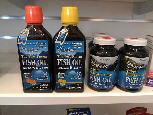 Fish Oil or Fish to Lose Belly Fat