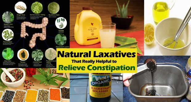 Natural Laxatives That Are Really Helpful to Relieve Constipation